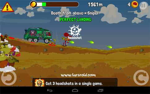 1419293233893 - دانلود بازی زامبی سفر به جاده اندروید Zombie Road Trip