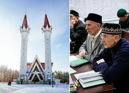 1421077974425 - مسجد لاله در سیبری روسیه