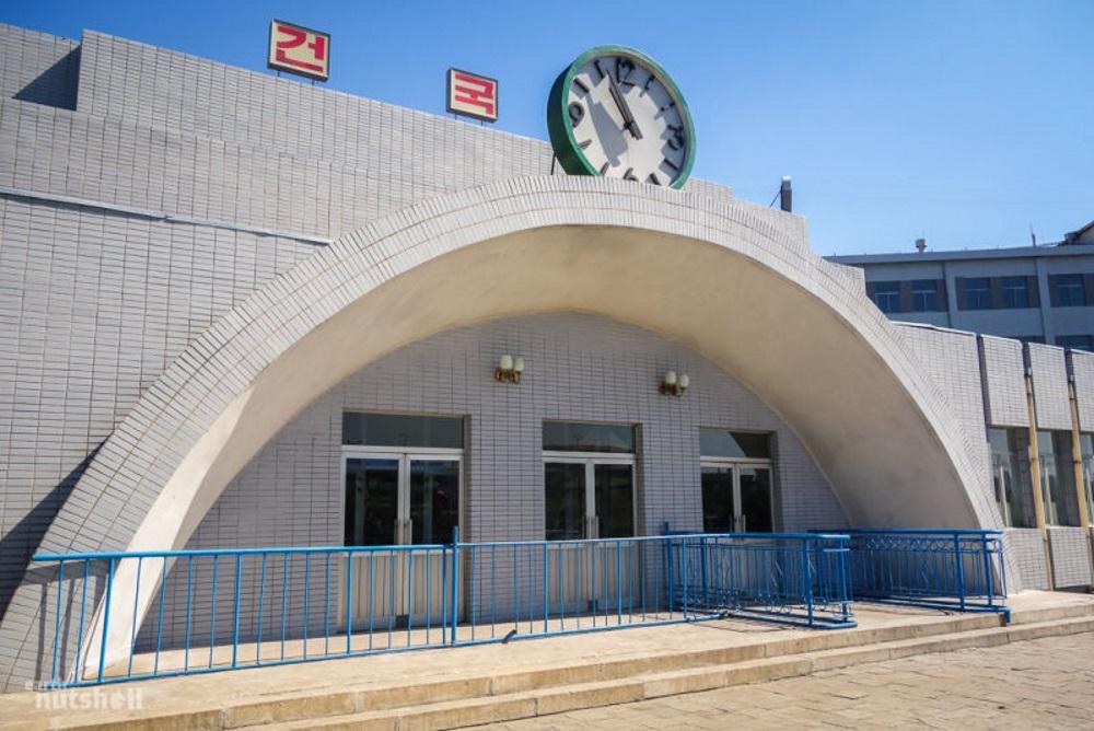 146119554942311 - عکسهای مترو در کره شمالی