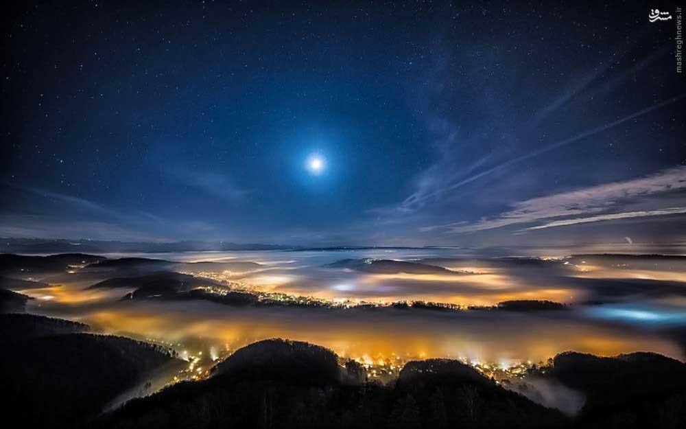 146278947878221 - دره شگفتانگیز لاگو دیاولگینت در ایتالیا